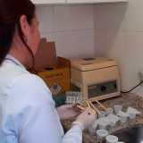 clínica para exame laboratorial veterinário Santana